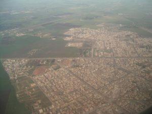 モロッコ市街地