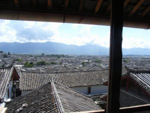 麗江古城の絶景