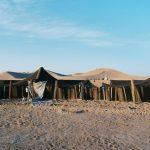 マアミドからラクダに乗ってサハラ砂漠のテントで一泊した際の日記