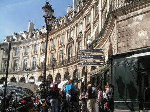 パリの町並み2